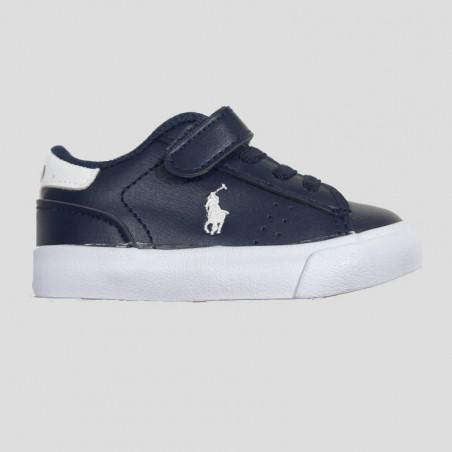 Polo ralph lauren sneakers bambino e neonato blu