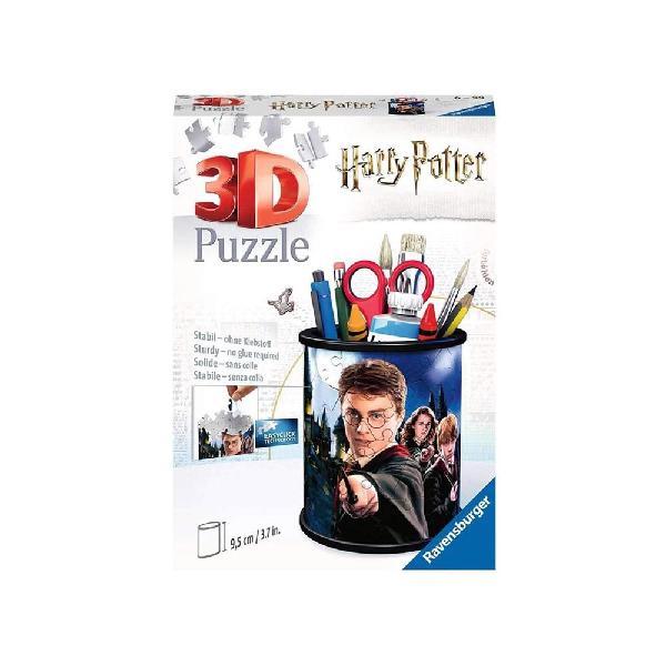 Portapenne harry potter puzzle 3d - ravensburger