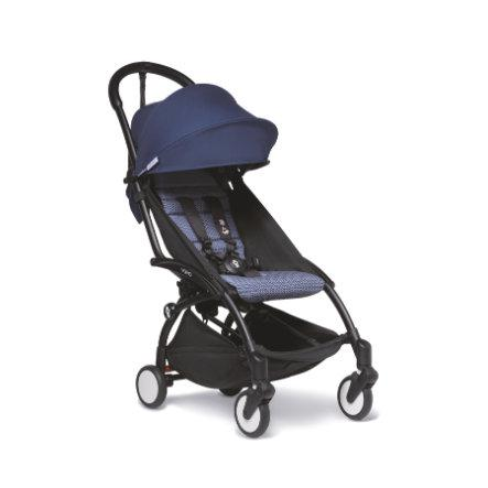Babyzen passeggino yoyo2 6+ black/air france blue