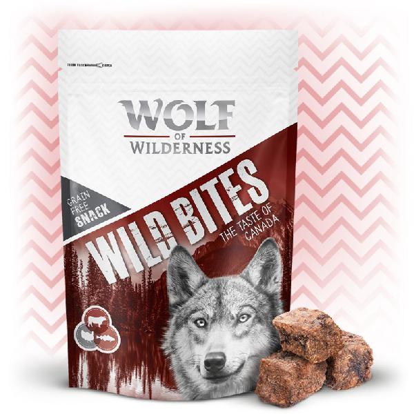 Come integrazione! wolf of wilderness snack 180 g