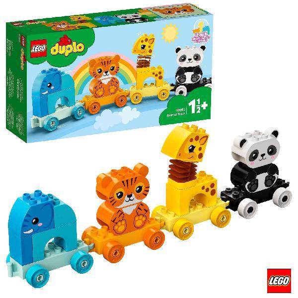 Duplo® my first il treno degli animali 10955