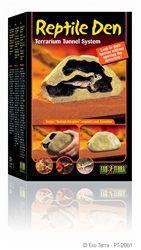 Exo terra exo terra reptile den con il magnete shelter -