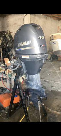 Fuoribordo motore yamaha 40cv 2016