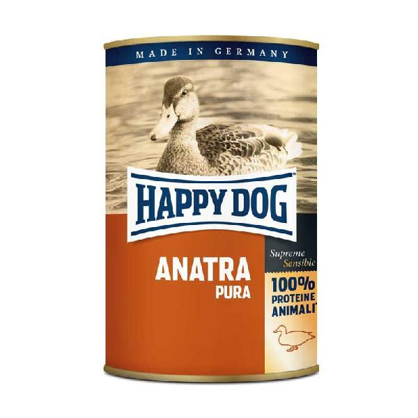 Happy dog monoproteico all'anatra per cane