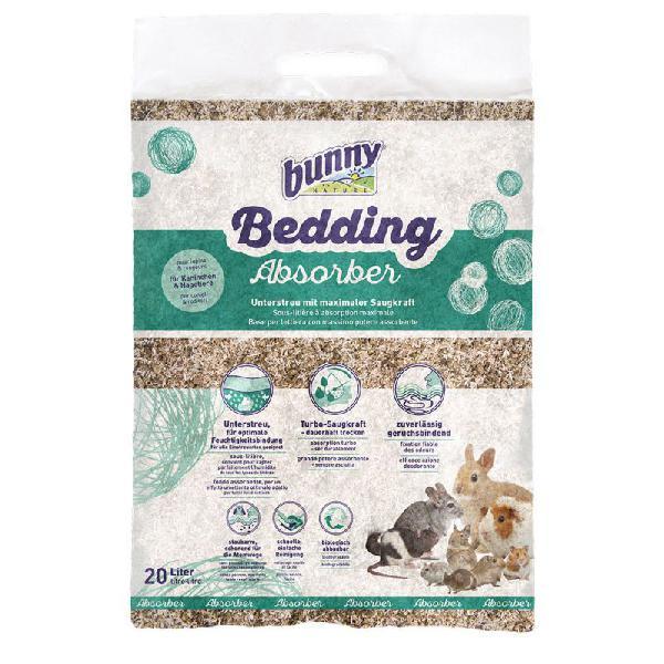 Lettiera bunny bedding absorber