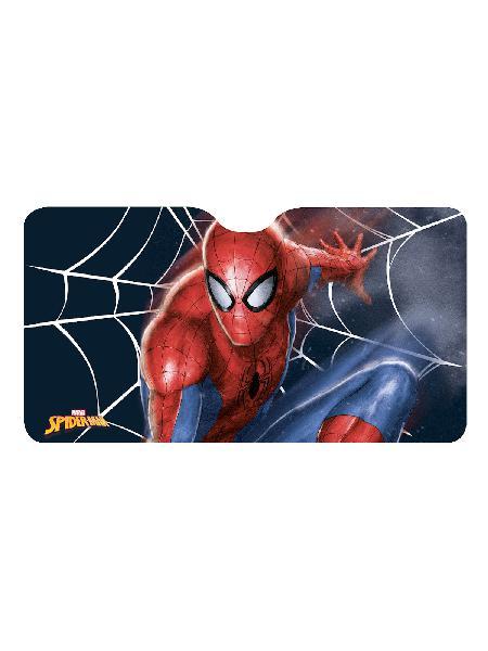Parasole anteriore marvel spiderman 130x70 cm - bimbostore