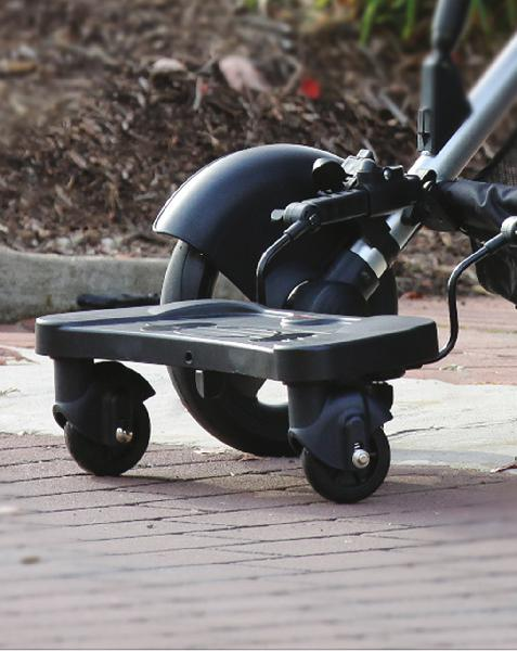 Pedana posteriore passeggino - bimbostore