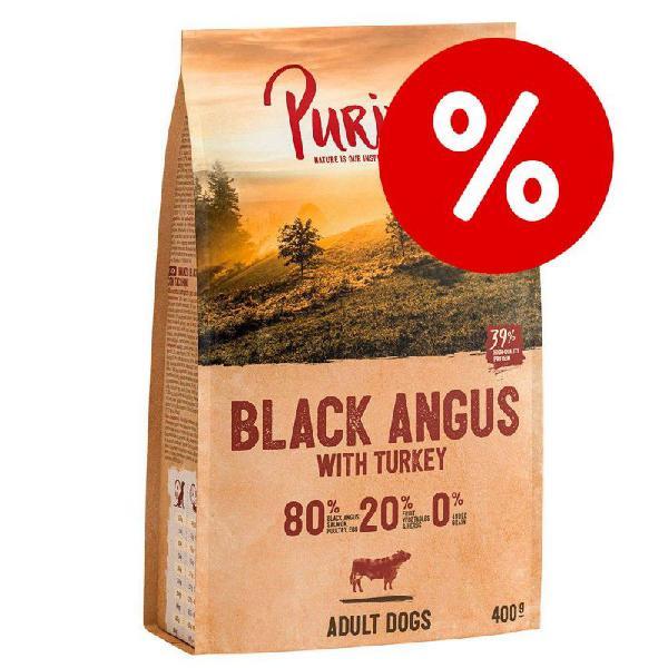 Prezzo prova! 400 g purizon crocchette senza cereali per