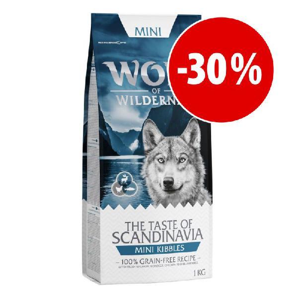 Prezzo speciale! 2 x 1 kg wolf of wilderness mini