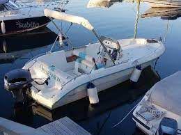 Barca open prendisole cv40 4t