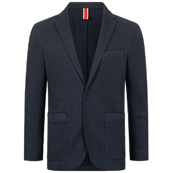 Hackett london hkt french terry uomo giacca hm442618r-595