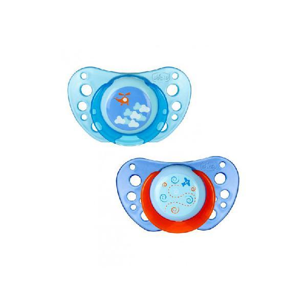 Succhietto air blu sil 6-12 m 2 pz