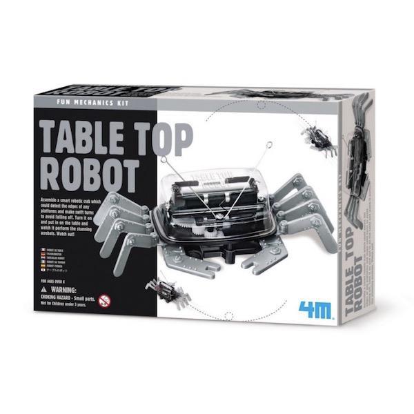 Mechanic fun robot di superfici
