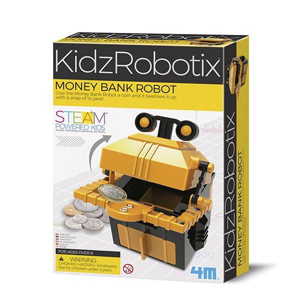 Robot salvadanaio