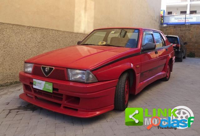 Alfa romeo 75 benzina in vendita a milazzo (messina)