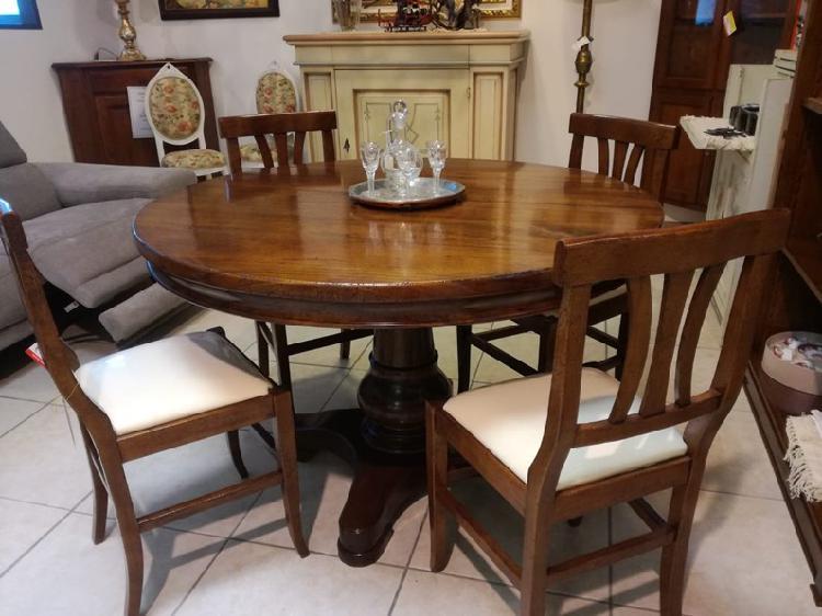 Tavolo fisso tavolo in legno artigianale a prezzo scontato