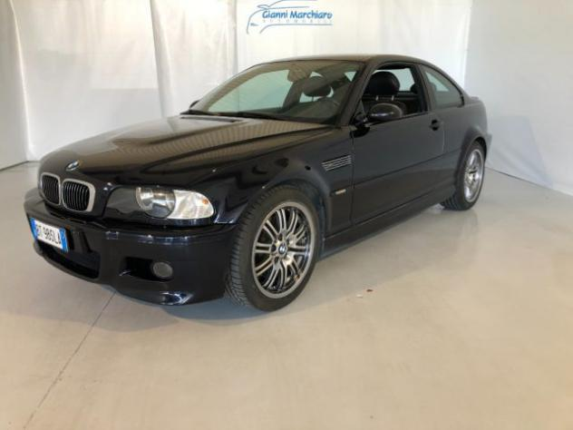 Bmw m3 cat coupé young timer - cambio manuale rif. 15699995