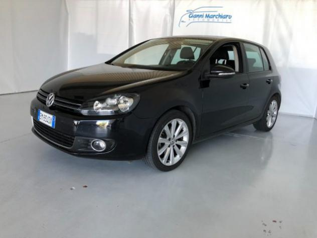 Volkswagen golf 2.0 tdi 140cv dpf 5p. highline rif. 15700261