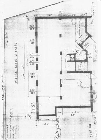 Loft/abitazione piano terra/seminterrato 200mq