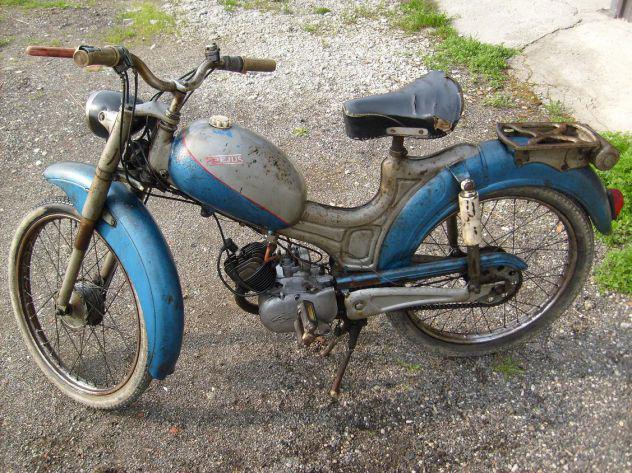 Ciclomotore frejus 50 del 1961