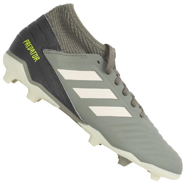 Adidas predator 19.3 fg bambini scarpe da calcio ef8215