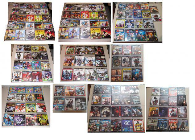 Giochi originali e accessori ps3