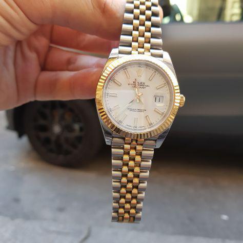 Rolex originale nuovo vendo