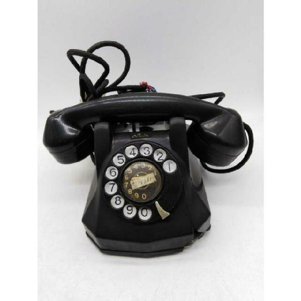 Telefono vintage bachelite danneggiato