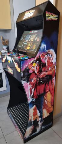 Cabinato arcade con sistema di emulazione multiplo nuovo
