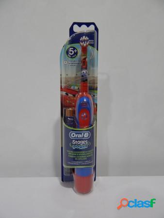 Oral b stages power spazzolino elettrico per bambini + 2 pile b