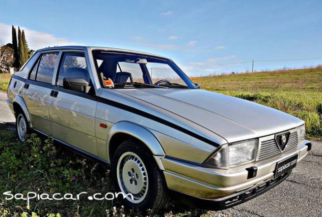 Alfa romeo 75 1.8i turbo prima serie rif. 15780702