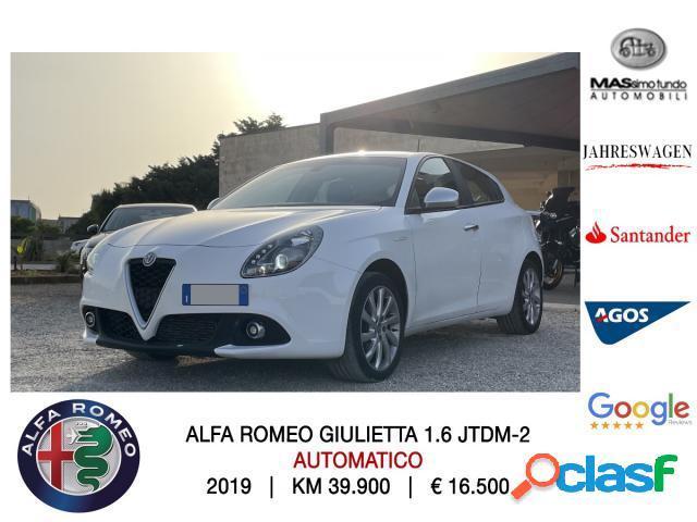 ALFA ROMEO Giulietta diesel in vendita a Melissano (Lecce)