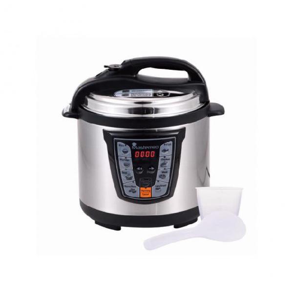 Robot da cucina masterpro 1000 w nero 6 l