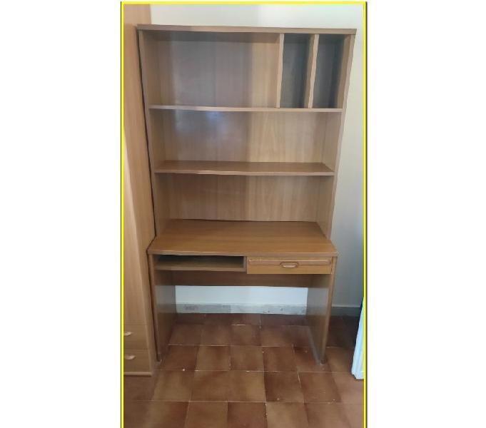 Scrivania pc con libreria in vendita trapani - vendita mobili usati