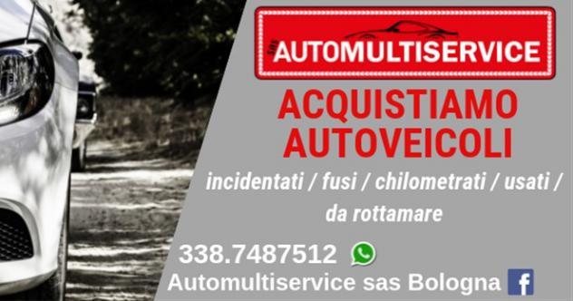 Acquisto auto incidentate pago in contanti 3387487512