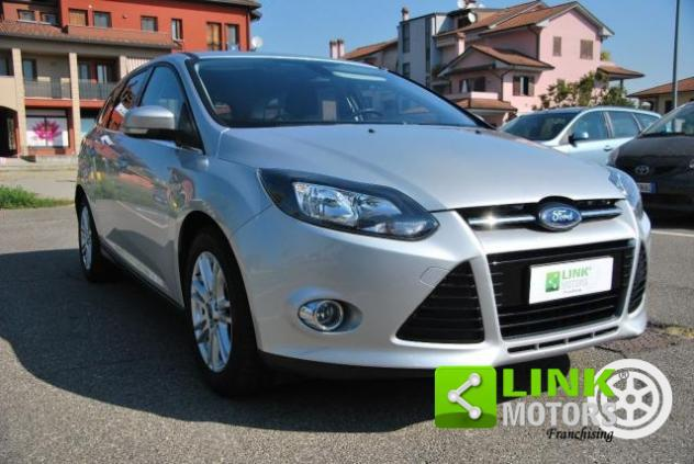 "Ford focus station wagon 1.6 120 cv ""impianto gpl"" - 2013"