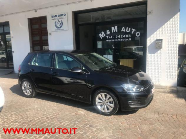 Volkswagen golf 1.6 tdi 110 cv dsg 5p. business bluemotion
