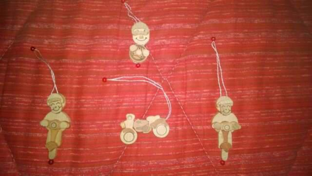 Giochi in legno personaggi legno componibili da collezione