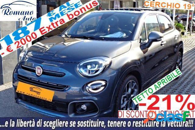 Fiat 500x diesel in vendita a pollena trocchia (napoli)