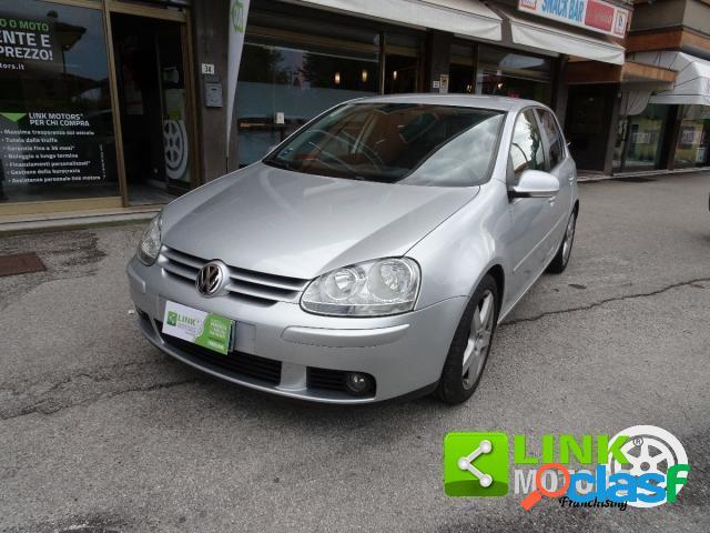 Volkswagen golf diesel in vendita a porcia (pordenone)