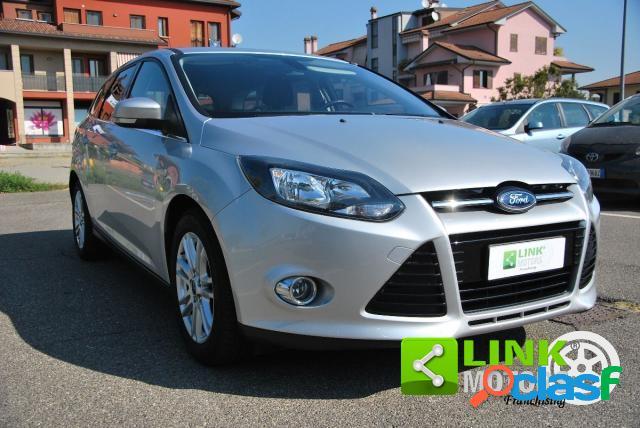Ford focus station wagon benzina in vendita a castiraga vidardo (lodi)