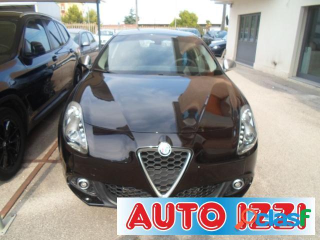 Alfa romeo giulietta diesel in vendita a vasto (chieti)