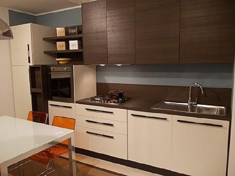 Cucina copat cucine moderna lineare altri colori in laminato