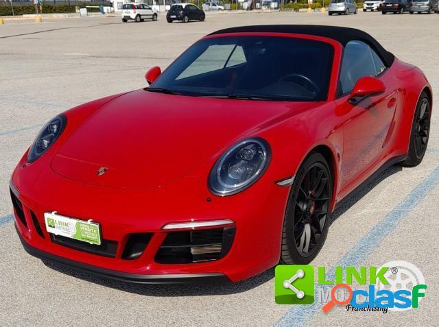 Porsche 911 cabrio benzina in vendita a spoltore (pescara)