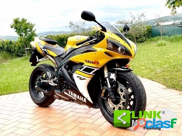 Yamaha yzf r1 benzina in vendita a castiglion fiorentino (arezzo)