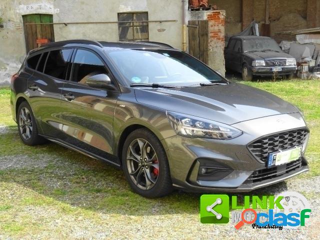 Ford focus station wagon benzina in vendita a torino (torino)