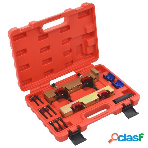Vidaxl set utensili di regolazione per motori mercedes benz m270 m274