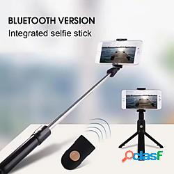 Asta per selfie Bluetooth Allungabile Lunghezza massima 85 cm Per Universale Android / iOS Lightinthebox