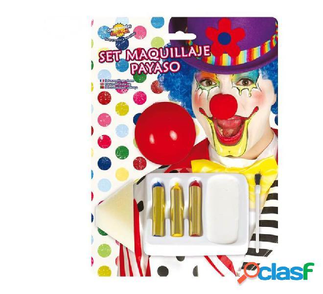 Blister per il trucco del clown