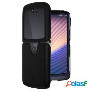 Motorola Cover Leather Razr 5G Black
